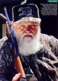 Wayne the Bear Hunter