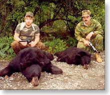 handgun hunters and their Maine black bear