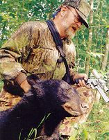 handgun bear hunter