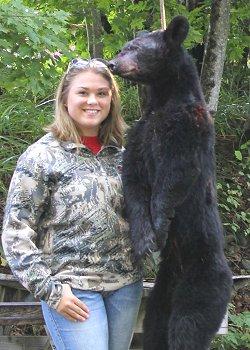Her First Bear