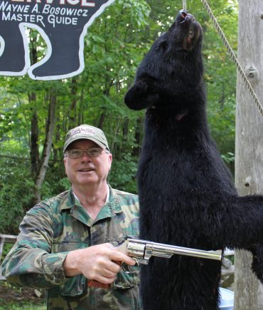 Nice bear taken with handgun