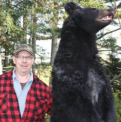 trophy bear hunts at Foggy Mountain