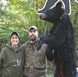 bear hunts at Foggy Mountain Guide Service