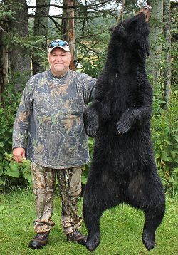 bear hunting at Foggy Mountain Guide Service