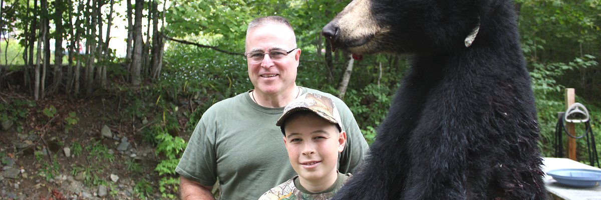 Father-Son Bear Hunts