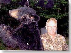 Fall 2008 black bear at Foggy Mountain