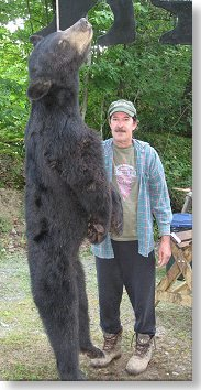 bear hunt at Foggy Mountain Guide Service
